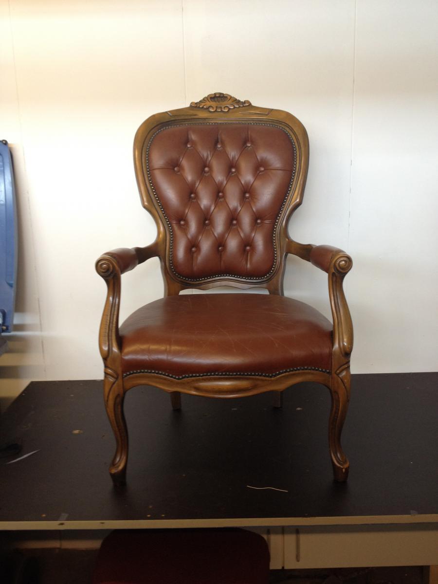 Pruis producties zitmeubelen kussens for Barok stoel